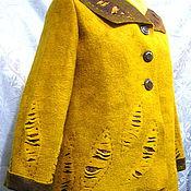 """Одежда ручной работы. Ярмарка Мастеров - ручная работа Жакет """"Наваждение"""". Handmade."""