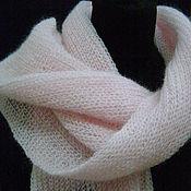 Аксессуары ручной работы. Ярмарка Мастеров - ручная работа Нежный шарфик. Handmade.