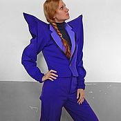 "Одежда handmade. Livemaster - original item Balthazar Bratt ""Despicable Me 3"". Animator-actor suit. Handmade."