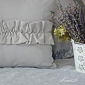 Для дома и интерьера ручной работы. Ярмарка Мастеров - ручная работа Чехол на подушку. Handmade.