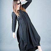 Одежда handmade. Livemaster - original item Winter loose dress, Boho-DR0485W2. Handmade.