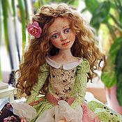 Куклы и игрушки handmade. Livemaster - original item Katya. Handmade.