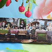 Для дома и интерьера handmade. Livemaster - original item Alice`s bill in Wonderland. Handmade.