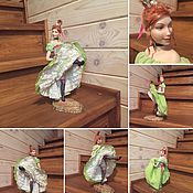 Куклы и игрушки ручной работы. Ярмарка Мастеров - ручная работа Молен Руж. Handmade.