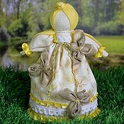 Куклы и игрушки ручной работы. Ярмарка Мастеров - ручная работа Солнечная Птица Радость, славянская кукла. Handmade.