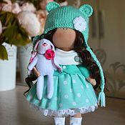 Куклы и игрушки ручной работы. Ярмарка Мастеров - ручная работа малышка Вики. Handmade.