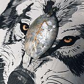 Фен-шуй и эзотерика handmade. Livemaster - original item Spirit Assistant Fetch Wolf. Handmade.