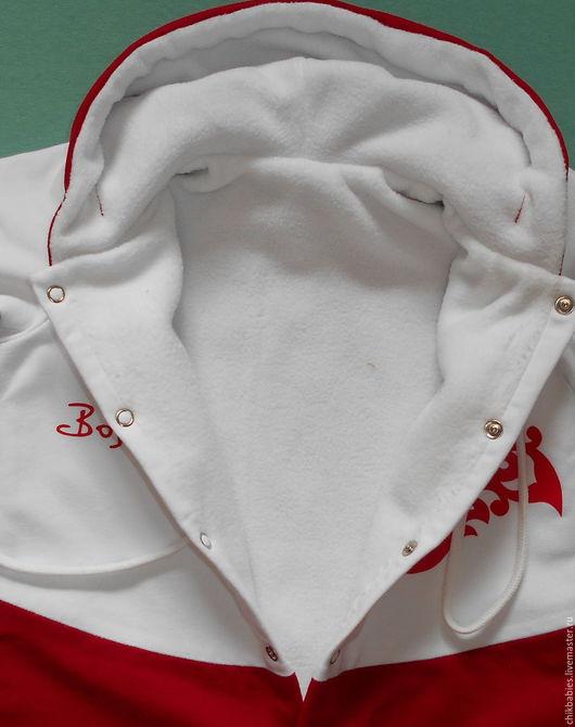 """Одежда для девочек, ручной работы. Ярмарка Мастеров - ручная работа. Купить Комбинезон """"Боско спорт"""". Handmade. Ярко-красный"""