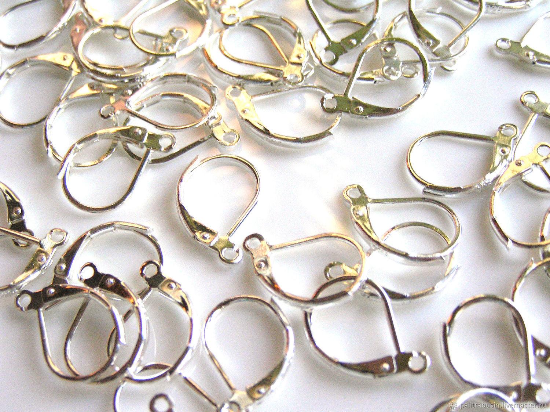 Basis for earrings earrings, Schwenzy, Tyumen,  Фото №1