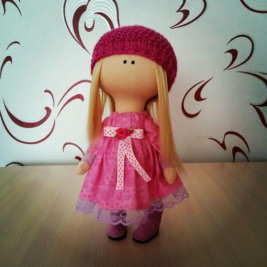 Коллекционные куклы ручной работы. Ярмарка Мастеров - ручная работа. Купить Куколка Малышка (в резерве до 8 июня). Handmade.