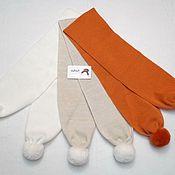 Аксессуары handmade. Livemaster - original item Scarf from wool blend yarn. Handmade.