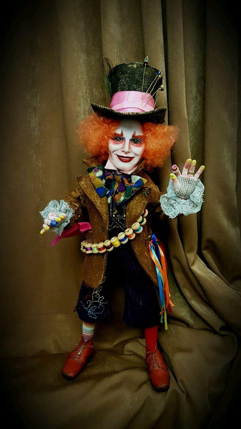 Шляпник, Куклы и пупсы, Санкт-Петербург,  Фото №1