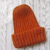 Аксессуары handmade. Livemaster - original item Knitted mohair hats. Hat`s tacori.. Handmade.
