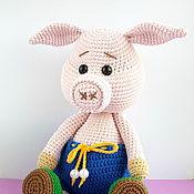 Подарки ручной работы. Ярмарка Мастеров - ручная работа Большие свинки в ассортименте. Handmade.