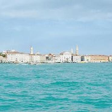 Картины и панно ручной работы. Ярмарка Мастеров - ручная работа Панорама Венеции. Handmade.
