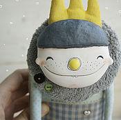 Куклы и игрушки ручной работы. Ярмарка Мастеров - ручная работа зайцы_путешественники 17. Handmade.