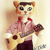Куклы и игрушки ручной работы. Ярмарка Мастеров - ручная работа Кот Alex. Handmade.