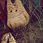 Сумки и аксессуары ручной работы. Ярмарка Мастеров - ручная работа Сумка в стиле бохо. Handmade.