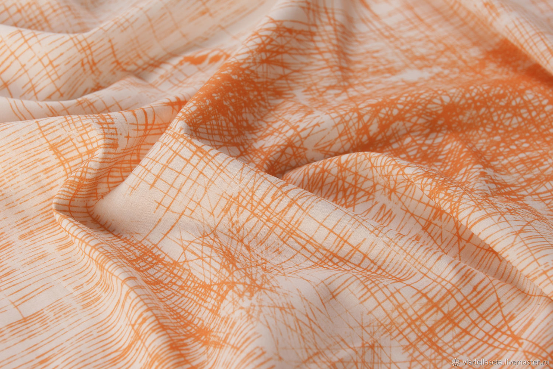 Шитье ручной работы. Ярмарка Мастеров - ручная работа. Купить Плательное-блузочный хлопок (Ports 1961). Handmade. Одежда, топ