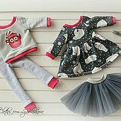 Одежда для кукол ручной работы. Ярмарка Мастеров - ручная работа Набор одежды для куколки 38. Handmade.