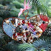 Подарки к праздникам ручной работы. Ярмарка Мастеров - ручная работа Сердце семьи. Handmade.