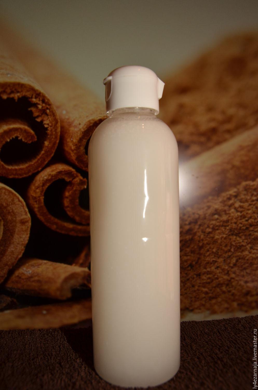 firming balm for hair growth 'vanilla-cinnamon bliss', Hair Conditioners handmade, Moscow, Фото №1