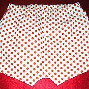Одежда ручной работы. Ярмарка Мастеров - ручная работа Панталоны, трусики, трусики на подгузник. Handmade.