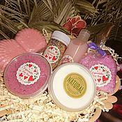 Косметика ручной работы handmade. Livemaster - original item Gift set for a bath for any occasion. Handmade.