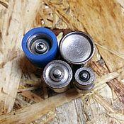 Инструменты для украшений ручной работы. Ярмарка Мастеров - ручная работа Насадка для установки кольцевой кнопки 15мм. Handmade.