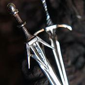 Подвеска ручной работы. Ярмарка Мастеров - ручная работа Ведьмачьи мечи. Подвески или миниатюра для кукол BJD. Handmade.