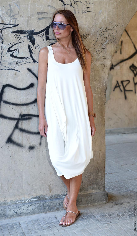 Dress, White dress, Summer dress, Short dress, Sundress, Trendy sundress, Fair Masters, EUG