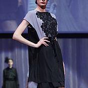 """Одежда ручной работы. Ярмарка Мастеров - ручная работа платье черное короткое """"к светлому через темное"""". Handmade."""
