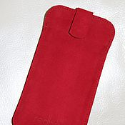 Сумки и аксессуары handmade. Livemaster - original item Phone case for Redbag. Handmade.