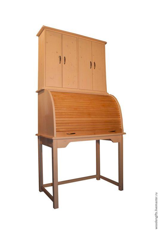 Мебель ручной работы. Ярмарка Мастеров - ручная работа. Купить Рабочий стол мастера ЯМ. Handmade. Белый, из дерева, для мастеров