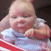Куклы и игрушки ручной работы. Ярмарка Мастеров - ручная работа Младенец ооак Танечка. Handmade.