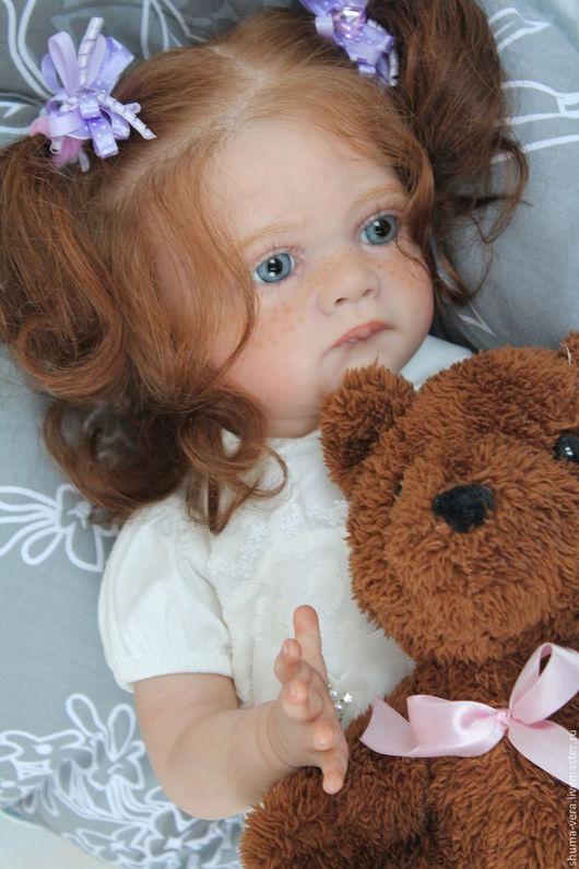 Куклы-младенцы и reborn ручной работы. Ярмарка Мастеров - ручная работа. Купить кукла  реборн Джулия. Handmade. Белый