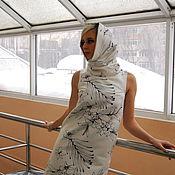 Одежда ручной работы. Ярмарка Мастеров - ручная работа Мини платье трапеция. Handmade.