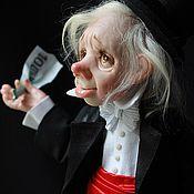 """Куклы и игрушки ручной работы. Ярмарка Мастеров - ручная работа Кукла """"Факир был пьян и фокус не удался"""". Handmade."""