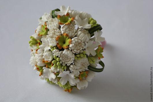 Цветы из полимерной глины. Ситдикова Ирина