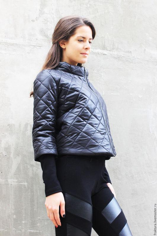 """Верхняя одежда ручной работы. Ярмарка Мастеров - ручная работа. Купить Куртка """"Short Style"""" C0010. Handmade. Куртка"""