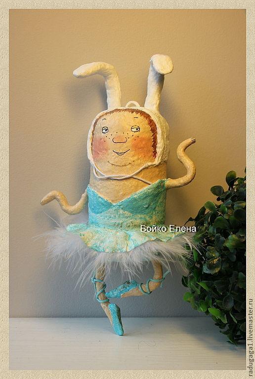 Коллекционные куклы ручной работы. Ярмарка Мастеров - ручная работа. Купить Балет,балет,балет...!!!. Handmade. Тёмно-бирюзовый