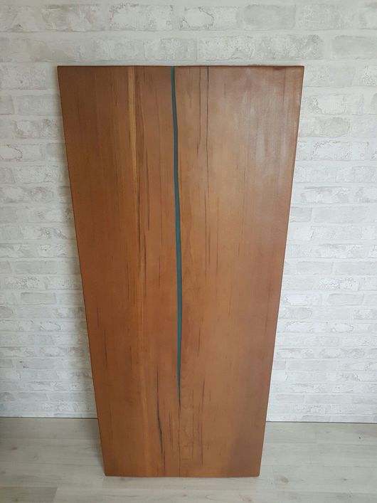 Мебель ручной работы. Ярмарка Мастеров - ручная работа. Купить Термообработанный Слэб из массива бука. Handmade. Лофт, loft, industrial