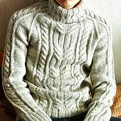 """Одежда ручной работы. Ярмарка Мастеров - ручная работа Теплый свитер """"Марко"""". Handmade."""