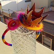 Работы для детей, ручной работы. Ярмарка Мастеров - ручная работа корона Золотая. Handmade.