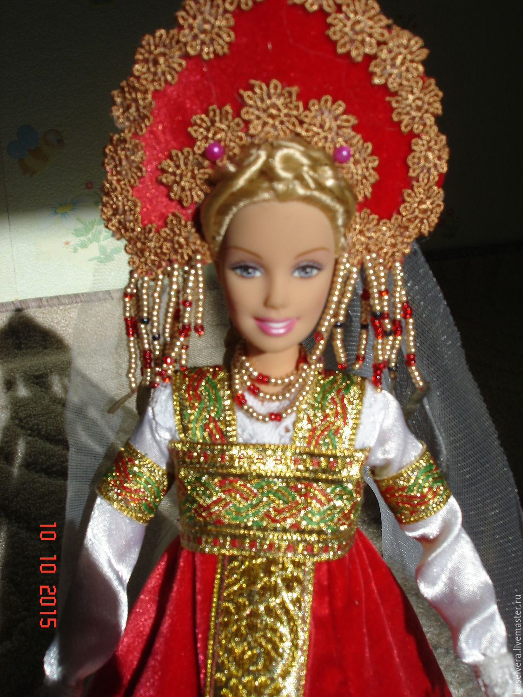 русская кукла купить