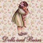 Dolls and Bears (Mogale) - Ярмарка Мастеров - ручная работа, handmade
