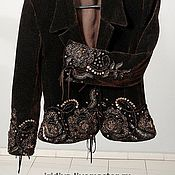 """Одежда ручной работы. Ярмарка Мастеров - ручная работа Комплект """"Хозяйка Медной Горы"""". Handmade."""
