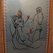 Картины и панно ручной работы. Ярмарка Мастеров - ручная работа Ночи Шехерезады 5. Handmade.