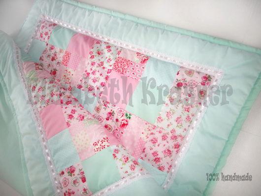Лоскутное одеялко