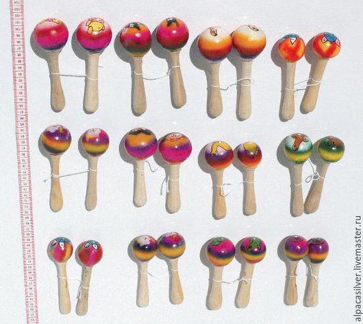 Ударные инструменты ручной работы. Ярмарка Мастеров - ручная работа. Купить Маракасики из кокоса. Handmade. Бежевый, маракасики, маракасы